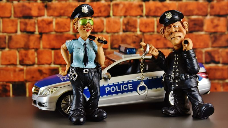 parody police